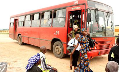 Ambode donates 50 new BRTbuses