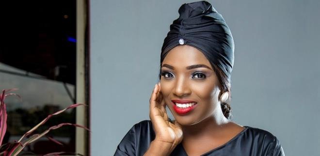 Actress Annie Idibia now Slimtea'sAmbassador
