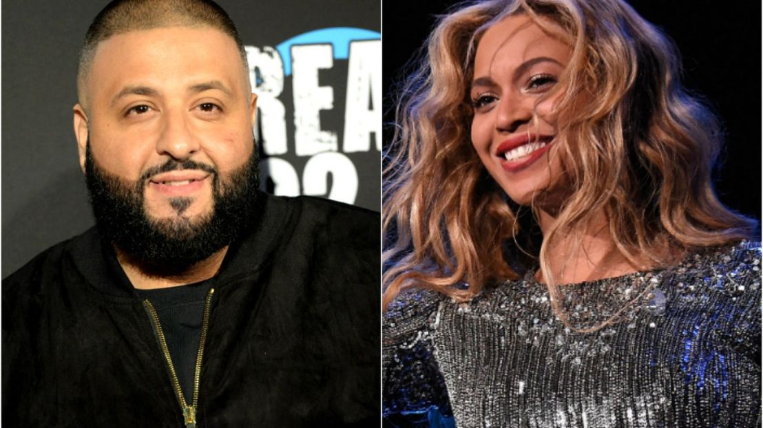Don't give up on your dreams:They Told DJ Khaled He Couldn't Perform, So Now He's Opening On Beyoncé's WorldTour