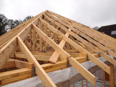Cross River plans to ban use of wood for roofing