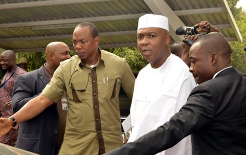 Key evidence against Saraki burnt in Nigerian bank — Witness