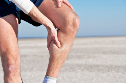 How to relief sore and stiff legs after Exercising