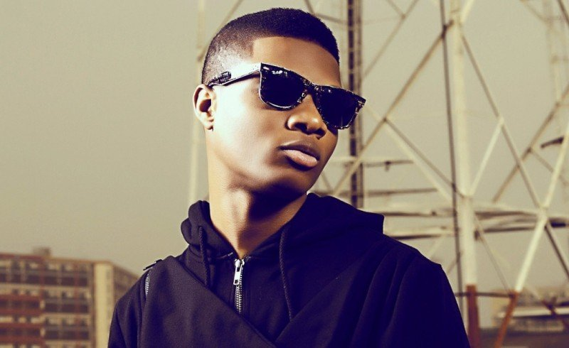 Wizkid arrives Sierra Leone for World Tour, welcomed by the President himself (Photos)