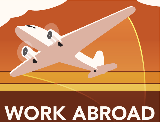 Dreaming of a job abroad? This will help you turn that into a reality