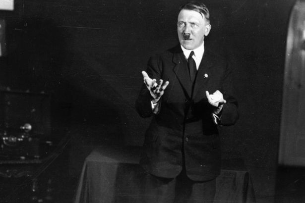 Adolf Hitler didn't want the world to see these photos but are finally uncovered 90 years later(photos)