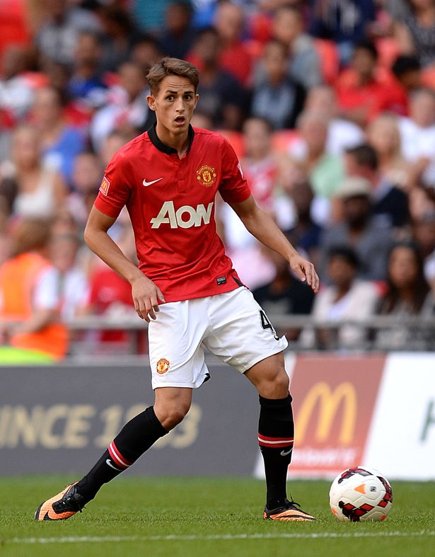 Manchester United fan calls off her wedding after 'falling in love' with star Adnan Januzaj
