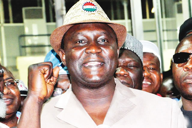 NLC walks out of meeting with FG, begins strike!