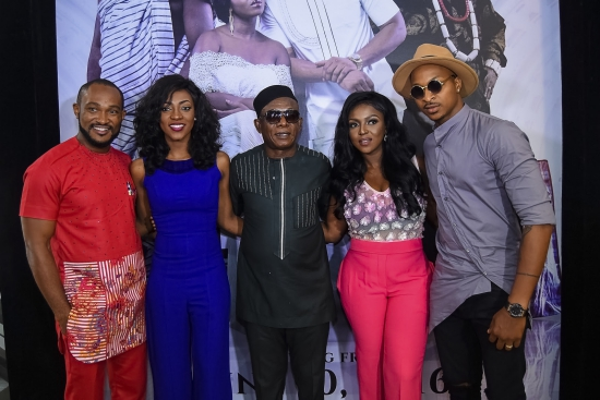 Checkout Photos From The Movie 'Ghana Must Go', Media Screening