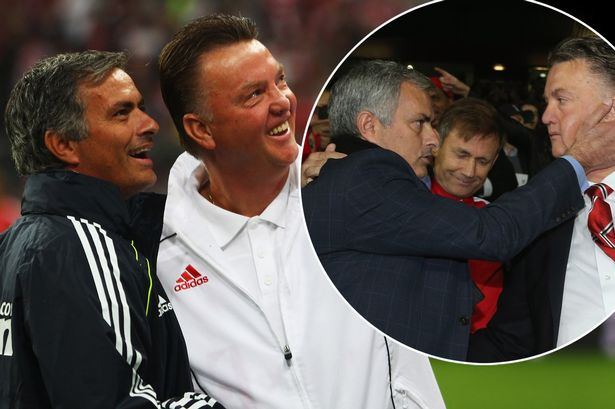Jose Mourinho to join Louis van Gaal at Man United?