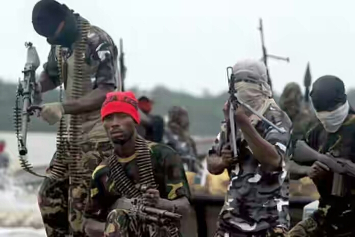 Militants Bomb Agip Gas Pipeline