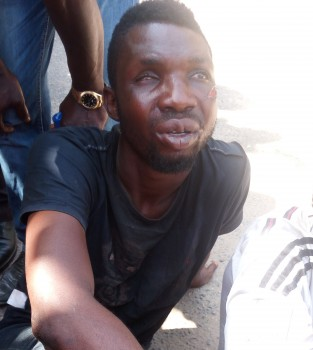 Politicians give us Guns – Robbery suspect