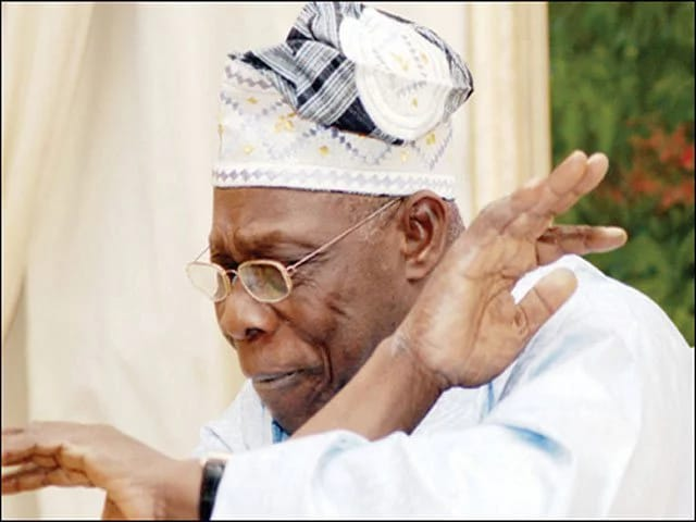 Read What Obasanjo said about Nigeria's Problem at ICADI