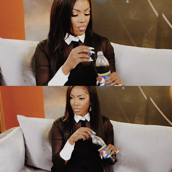 Pepsi renounces Rumor on Tiwa's deal termination(proof)