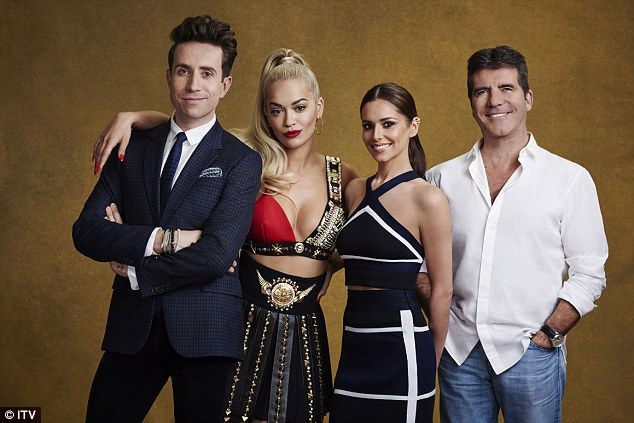 Rita Ora 'QUITS X Factor after just one year' following Cheryl and Nick Grimshaw's departures
