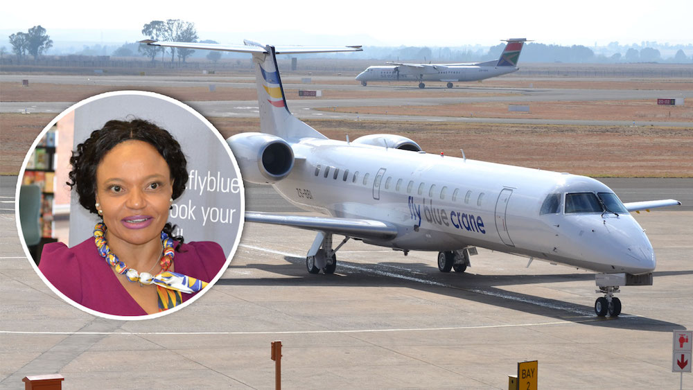 Meet Siza Mzimela, the First Black Woman To Own An Airline