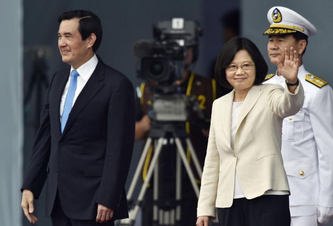 Taiwan installs 1st Femalepresident