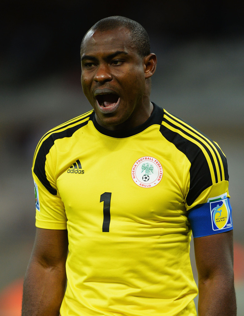 Enyeama, Emenike return back to the Super Eagles Crew