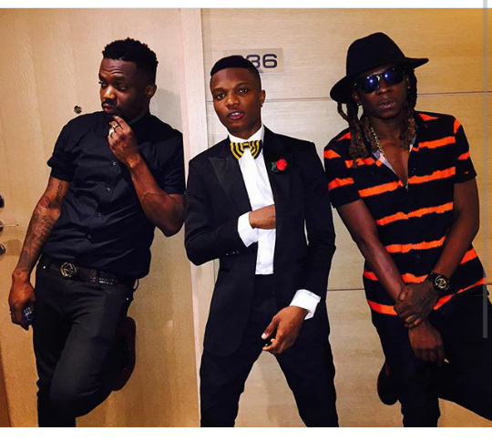 Top Ghanaian Artistes EFYA, R2Bees, Mr. Eazi join Wizkid on Starboy Records